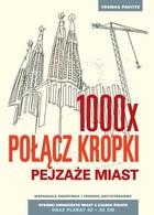 1000x połącz kropki Pejzaże miast Thomas Pavitte - Thomas Pavitte