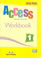 Access 1. Workbook Zeszyt ćwiczeń - Virginia Evans, Jenny Dooley