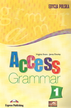 Access 1.Grammar Gramatyka - Virginia Evans, Jenny Dooley