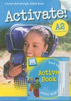 Activate! A2 Student`s Book Podręcznik + ActiveBook CD + iTest - Elaine Boyd, Carolyn Barraclough