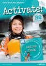 Activate! B2 Student`s book Podręcznik + Active Book DVD + iTests - Elaine Boyd, Mary Stephens