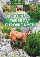 Atlas zwierząt chronionych w Polsce Kamila Twardowska - Kamila Twardowska