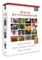 Attenborough BOX vol. 1 - David Attenborough