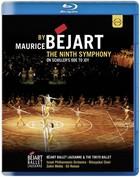 Beethoven: Symphonie Nr.9 (Blu-Ray) Maurice Bejart