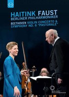 Beethoven: Violinkonzert op.61 (Blu-Ray) Isabelle Faust