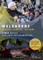 Berliner Philharmoniker - Waldbuhnenkonzert 2015 (Blu-Ray) Berliner Philharmoniker