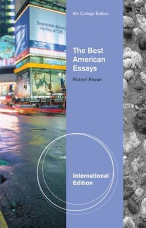 tripp lake best american essays The best american essays by  edited by professor of english robert atwan share list price: us$2799  and lauren slater is off to tripp lake, recounting the .