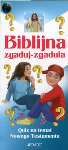 Biblijna zgaduj-zgadula Ewelina Parszewska - Ewelina Parszewska