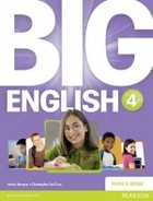 Big English 4. Pupil`s book Podręcznik - Mario Herrera, Cruz Christopher Sol