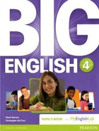 Big English 4. Pupil`s book Podręcznik with MyEngLab - Mario Herrera, Cruz Christopher Sol