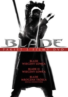 Blade Trylogia - Pakiet (4 DVD) - Guillermo del Toro, David S. Goyer, Stephen Norrington