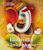 Blondynka w kwiecie lotosu - brak