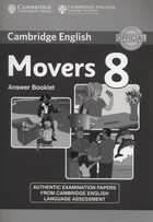 Cambridge English Young Learners 8 Movers Answer Booklet - PRACA ZBIOROWA