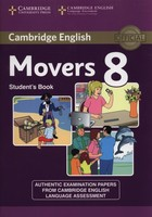 Cambridge English Young Learners 8 Movers Student`s Book Podręcznik - PRACA ZBIOROWA