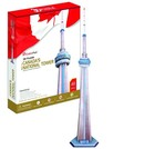 Canada`s National Tower 3D -