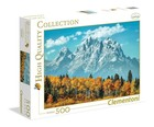 Clementoni High Quality Collection Grand Teton in fall -