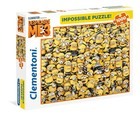 Clementoni Impossible Puzzle High Quality Collection Minionki -
