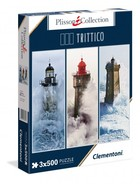Clementoni MIX Plisson Collection Trittico -