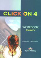 CLICK ON 4. Workbook Zeszyt ćwiczeń - Virginia Evans, Neil O`Sullivan