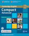 Compact Advanced Student`s Book with Answers + Testbank CD - PRACA ZBIOROWA