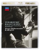 Czajkowski: Ballet Suites (Audio Blu-Ray) Herbert von Karajan