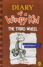 Diary of a Wimpy Kid - The Third Wheel - Jeff Kinney