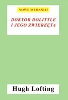 Okładka:Doktor Dolittle i jego zwierzęta