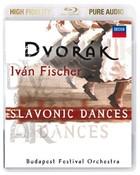 Dvorak: Slavonic Dances (Blu-Ray Audio) Ivan Fischer