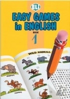 Easy Games in English - PRACA ZBIOROWA