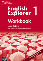 English Explorer 1. Workbook Zeszyt ćwiczeń + 2 CD - Helen Stephenson, Arek Tkacz