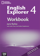 English Explorer 4. Workbook + CD - Helen Stephenson, Arek Tkacz, Jane Bailey