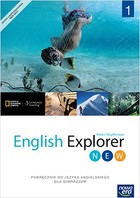 English Explorer New 1. Student`s Book Podręcznik - Helen Stephenson