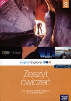 English Explorer New 3. Workbook Zeszyt ćwiczeń - Helen Stephenson, Jane Bailey