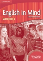English in Mind 1. Workbook Zeszyt ćwiczeń - Herbert Puchta, Jeff Stranks
