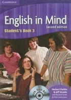 English in Mind 3. Student`s Book podręcznik + DVD - Herbert Puchta, Jeff Stranks