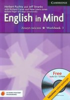 English in Mind 3. Workbook Zeszyt ćwiczeń + CD - Herbert Puchta, Jeff Stranks