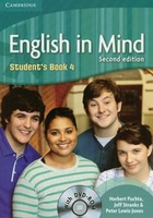 English in Mind 4. Student`s book Podręcznik + DVD - Herbert Puchta, Jeff Stranks