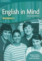 English in Mind 4. Workbook Zeszyt ćwiczeń + CD - Herbert Puchta, Jeff Stranks