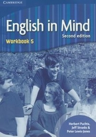 English in Mind 5. Workbook Zeszyt ćwiczeń + CD - Herbert Puchta, Jeff Stranks, Peter Lewis-Jones