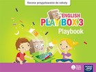 English PlayBox 3. Playbook + CD - PRACA ZBIOROWA