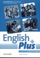 English Plus 1. Workbook Zeszyt ćwiczeń + CD - Ben Wetz, Jenny Quintana, Diana Pye