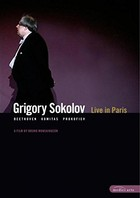 Euroarts: Live in Paris - Grigory Sokolov