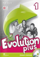 Evolution plus 1. Zeszyt ćwiczeń - Nick Beare