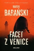 Facet z Venice Marek Barański - Marek Barański