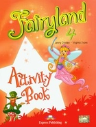 Fairyland 4. Activity Book - Virginia Evans, Jenny Dooley