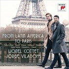 From Latin America to Paris - Lionel Cottet