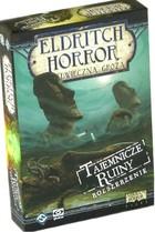 Galakta Gra Eldritch Horror rozszerzenie Tajemnicze Ruiny