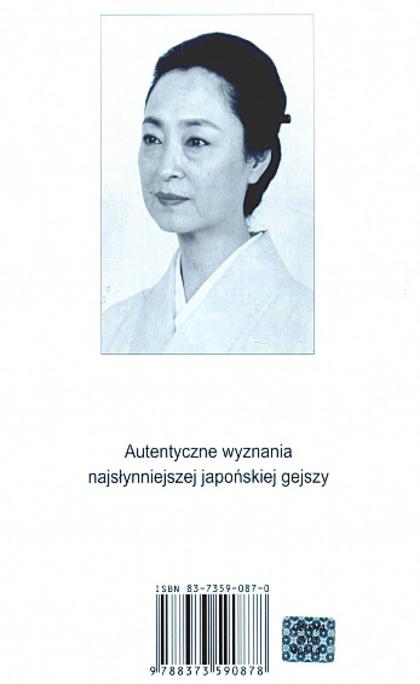 Mineko Iwasaki 1960 GEJSZA Z GION / Mineko...