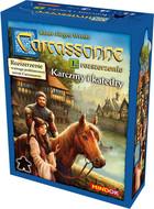 Bard Gra Carcassonne Rozszerzenie 1 Karczmy i Katedry (druga edycja polska)