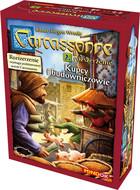 Bard Gra Carcassonne Rozszerzenie 2 Kupcy i Budowniczowie (druga edycja polska)